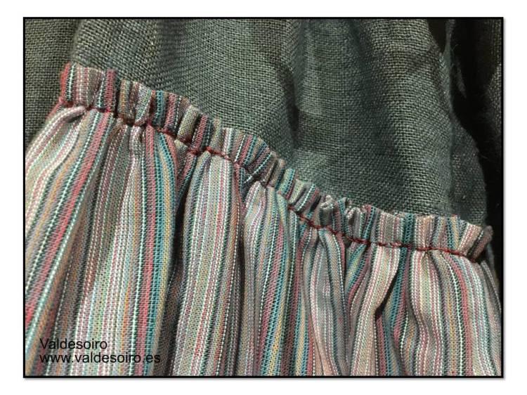falda pagesa