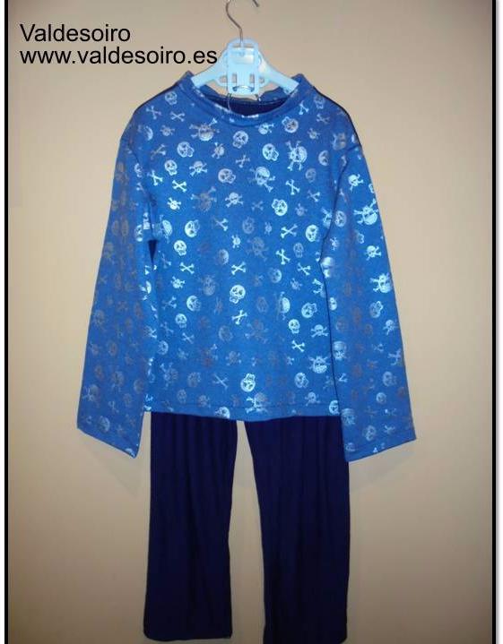 pijama calavela