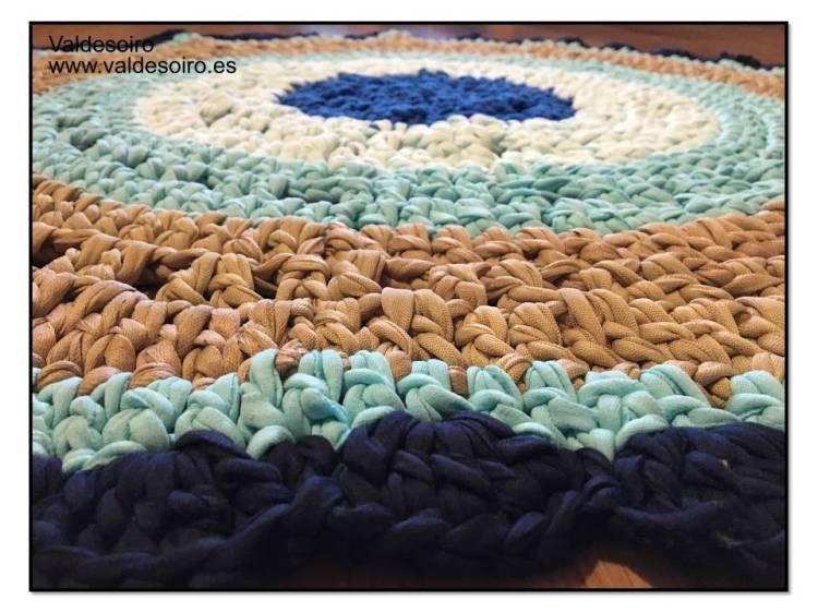 alfombra trapillo