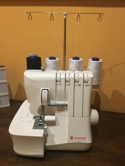 como hacer un funda para la máuina de coser